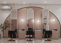 Spa Room Decor, Beauty Room Decor, Beauty Salon Decor, Beauty Salon Design, Nail Salon Decor, Beauty Salon Interior, Showroom Interior Design, Spa Design, Design Moderne