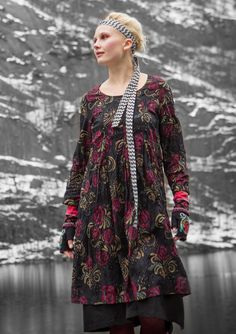 """""""Mette"""" dress in eco-cotton – Norway – GUDRUN SJÖDÉN – Webshop, mail order and boutiques 