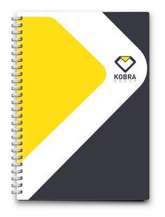 """Kobra Group"" Notebook Design"