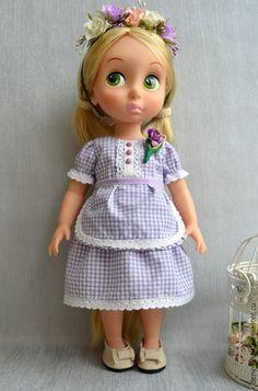 Одежда для кукол ручной работы. Ярмарка Мастеров - ручная работа. Купить Платья для куклы Дисней/Disney.. Handmade. Кукла дисней, дисней