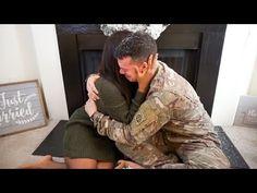 TELLING MY HUSBAND I'M PREGNANT!! *EMOTIONAL* - YouTube Military Families, I'm Pregnant, Tell Me, Husband, Youtube, Youtubers, Youtube Movies