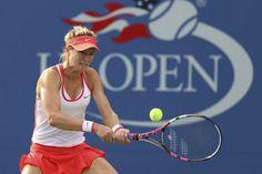 Genie Bouchard won R1 match at US Open 2015 (via La Presse)