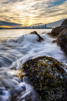 Seattle Churning by Conor Musgrave on 500px