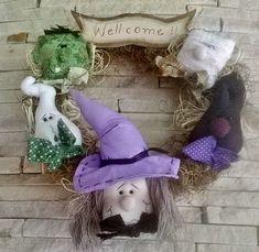 Li Vieira Artesanato: Guirlanda Halloween