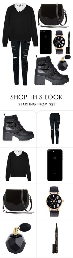 """""""Untitled #309"""" by elisa-toni ❤ liked on Polyvore featuring Carven, Rebecca Minkoff and Smith & Cult"""