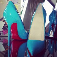 Christian Louboutin Shoes Collection on Pinterest | Christian ...