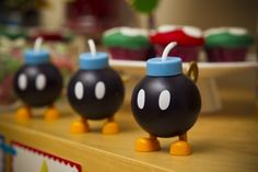 Super Mario brothers Party ideas