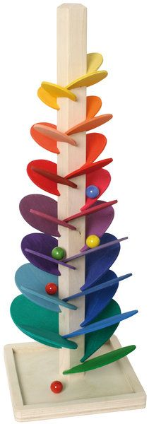 The high-quality, colored sound tree made of wood is a completely new decorative play sensory experience for … - Stofftier Wood Crafts, Diy And Crafts, Kids Wood, Wishes For Baby, Creative Play, Made Of Wood, Diy Hacks, Games For Kids, Rainbow Colors