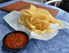 Iron Cactus serves this roasted salsa at all five of its Texas locations. Photo from Iron Cactus.