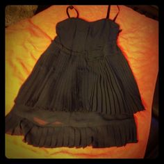Authentic see by Chloe black little dress. SEE BY. CHLOE Italian dress size 6. This is a really cute dress. See by Chloe Bags