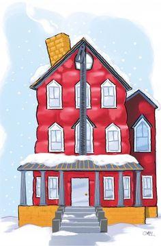 Tricks on energy saving, safety this winter
