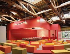 The Disney Store Headquarters - Clive Wilkinson Architects