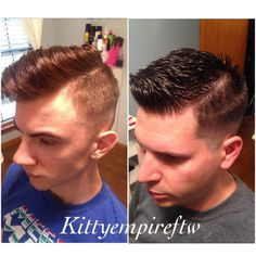 Hair cuts I did this weekend  by kittyempireftw