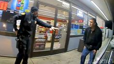 (Disclaimer: Video posted strictly for educational and information purposes only) **. Roy City Police released video of a deadly exchange between two Roy City police officers and a trespassing suspect at a gas station in February. Two unidentified officers were in a fight with Nicolas Sanchez, 39, in the parking lot of the Texaco Station …