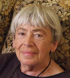 Ursula K Le Guin One of my favorite writers. Ursula Kroeber Le Guin is an American author. She has written novels, children's books, and short stories, mainly in the genres of fantasy and science fiction. She has also written poetry and essays.