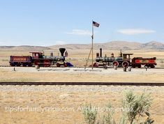 Here's one for history nerds like me: 7 Tips for visiting Golden Spike National Historic Site in Northern Utah.