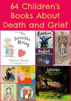 64 Children's Books About Grief - pinned by @PediaStaff – Please Visit  ht.ly/63sNt for all our pediatric therapy pins