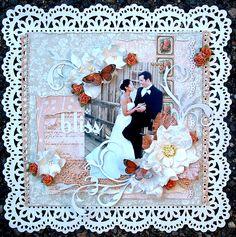 Wedded Bliss * Scrapbooking & Beyond * - Scrapbook.com