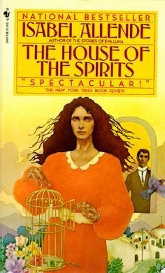 The House of the Spirits by Isabel Allende. Great book, TERRIBLE movie. A great example of magical realism. The family dynamics are especially interesting. Plus, Isabel Allende is awesome.