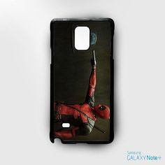Deadpool up his shoot to bear for Samsung Galaxy Note 2/Note 3/Note 4/Note 5/Note Edge phonecases