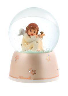Amazon.com: Hummel Angel Musical Water Globe: Furniture & Decor