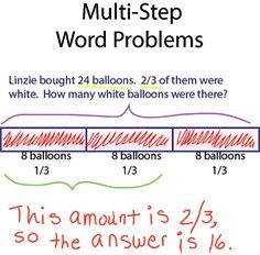 Literacy  Math Ideas: Tips for Understanding Word Problems