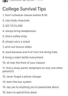 This pin is a must-read for incoming college freshman. These tips will help you with everything from scheduling classes to thriving in them. School Life Hacks, High School Hacks, College Life Hacks, School Study Tips, School Tips, College Tips, Uni Life, College Bucket List, College Dorm Checklist