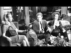 Mike Nichols ~ Who's Afraid of Virginia Woolf (1966): Elizabeth Taylor, Richard Burton and Sandy Denny.