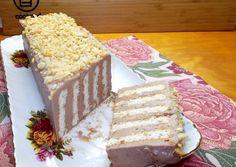 Mogyorókrémes desszert