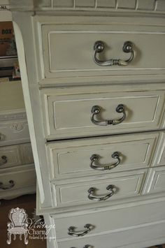 Possible color for dresser in basement