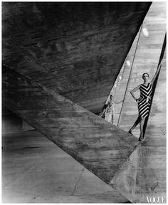 Helmut Newton.