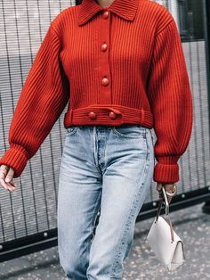 The Types of Jeans Everyone Will Own in 2018 via @WhoWhatWear