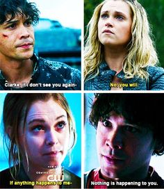 bellarke forever || I'm crying