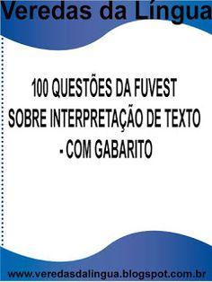 """Veredas da Língua: 25 Respostas iniciadas pela letra """"G"""""""