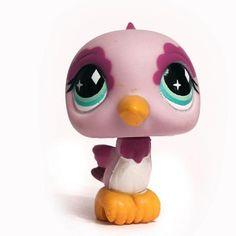 Littlest Pet Shop - #505 Hummingbird