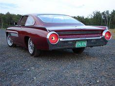 "1963 FORD THUNDERBIRD FASTBACK ""Italien"" Concept car. BarrettJackson.com"