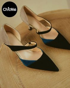 slip on shoes,slip on shoes outfit,slip on shoes womens shoes,shoes for women,Pointed Toe Heels, Pointed Toe Heels outfits, fall outfits 2021 Heels Outfits, Fall Outfits, Chic Type, Pointed Toe Heels, Casual Chic Style, Low Heels, Slip On Shoes, Color Blocking, Kitten Heels
