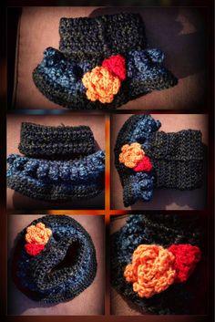 Crochet Necklace, Creations, Deco, Jewelry, Fashion, Jewlery, Moda, Crochet Collar, Deko