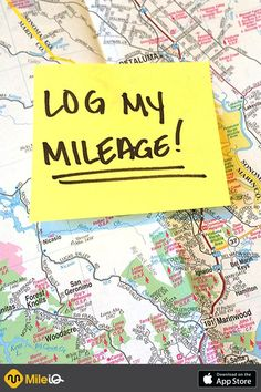 how to keep track of mileage