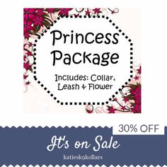 30% OFF on select products. Hurry, sale ending soon!  Check out our discounted products now: https://www.etsy.com/shop/katiesk9kollars?utm_source=Pinterest&utm_medium=Orangetwig_Marketing&utm_campaign=Happy%20Fall%20Sale