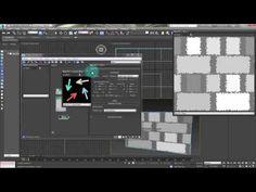 الدرس 68  slate material maps =tiles & vector map