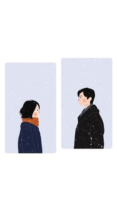 Image shared by Blue cat. Find images and videos about art, text and illustration on We Heart It - the app to get lost in what you love. Art And Illustration, Illustrations, Cute Couple Cartoon, Cute Couple Art, Sweet Couple, Cartoon Wallpaper, Illustrator Design, Cover Wattpad, Dibujos Cute