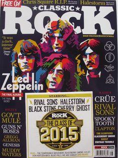 Classic Rock magazine Pink Floyd Iron Maiden Alabama Shakes Bob Seger Europe