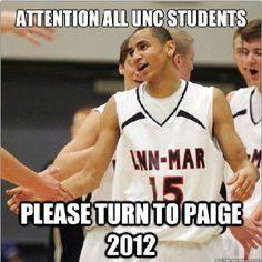 UNC Marcus Paige