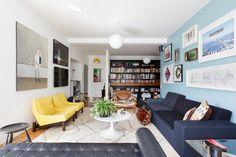 Como fazer uma coração eclética para sua casa|Carolina Pelzer