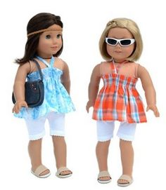 #AmericanGirl Doll 5-Piece Outfit Just $10.85 – 55% Off!