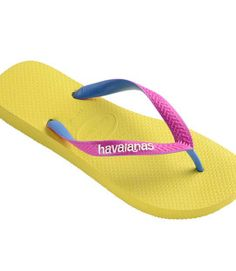 3fe982515 Havaianas Women Top Mix Revival Yellow
