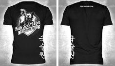 PRINT: Kuk Sool Won tshirt design  #martialarts #kuksoolwon