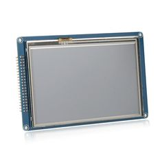 """800 x 480 5.0"""" LCD TFT Touch Screen Module w/ Stylus Pen for Arduino"". "" Model: TFT01-5.0 - Quantity: 1 - Color: Blue - Material: Semi-glass fiber board FR4 - Screen display: 5.0"""" - Resolution: 800 x 480 - IO port quantity: 40 - Working voltage: 3.3V - Screen controlled IC: ILI9325 - Supports 8 / 16-bit LCD graphics monitor - Supports SD card up to 2GB - Great for DIY project - Packing list: - 1 x Module - 1 x Stylus pen - 1 x Pin"". Tags: #Electrical #Tools #Arduino #SCM #Supplies…"