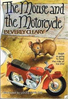 I don't remember ever seeing this book (and I read A LOT). I think I need to check it out. Maybe I know a kid who should read it! The Mouse and the Motorcycle by Beverly Cleary Book Club Books, Books To Read, My Books, Book Lists, 3rd Grade Reading, Guided Reading, Close Reading, Third Grade, Reading Groups